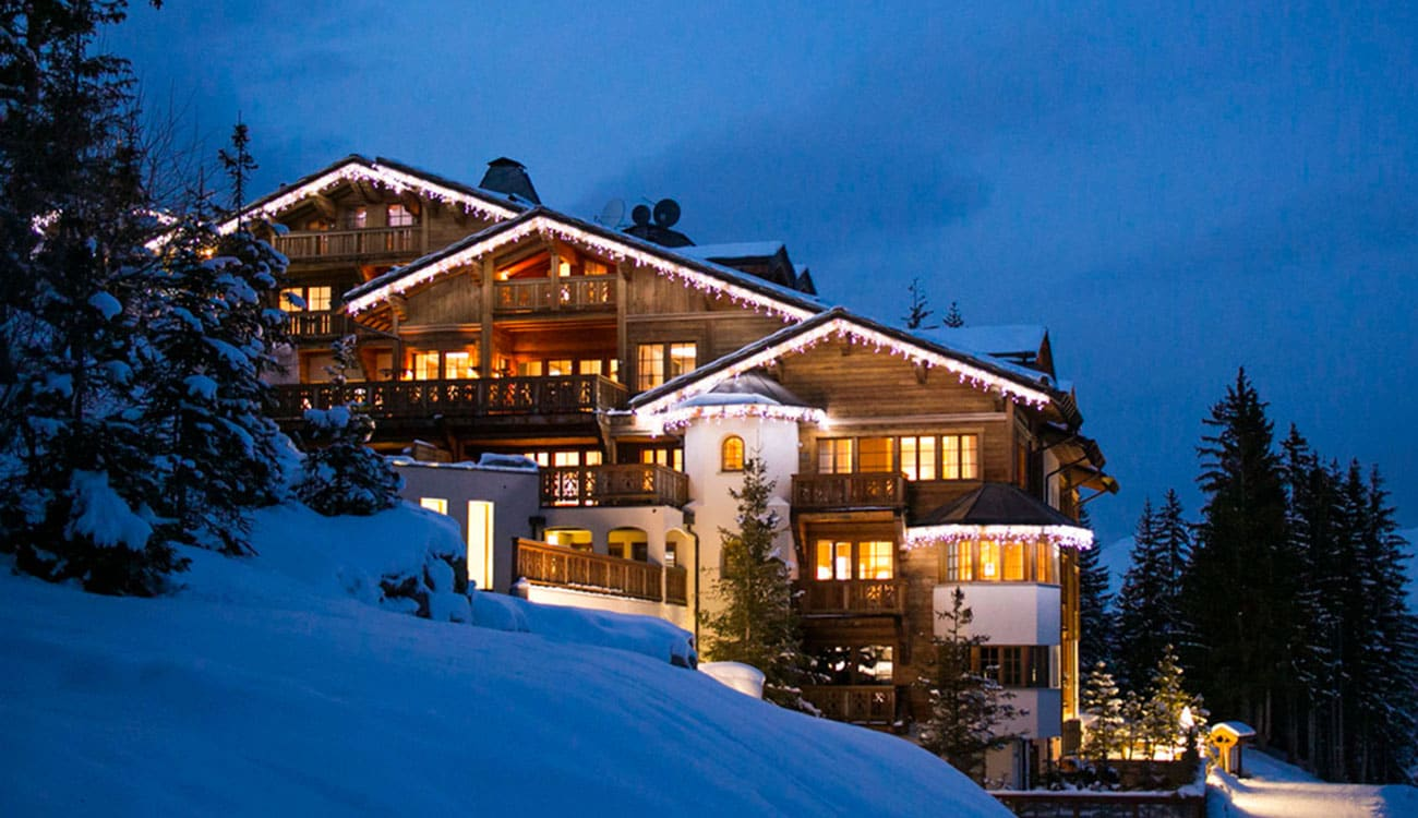 Luxury Alpine Chalet
