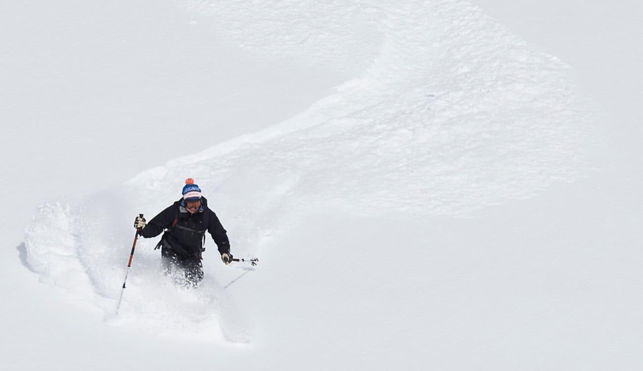 Powder Skiing in Europe