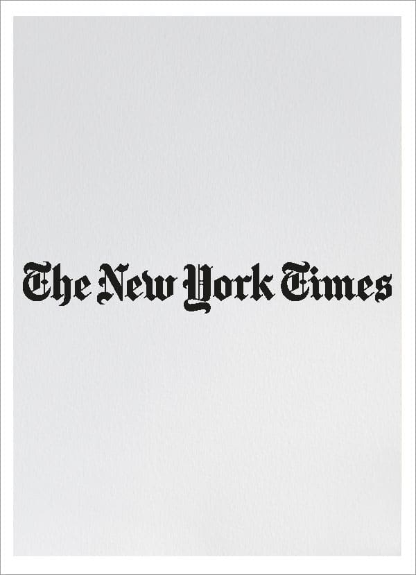 THE NEW YORK TIMES - Backcountry