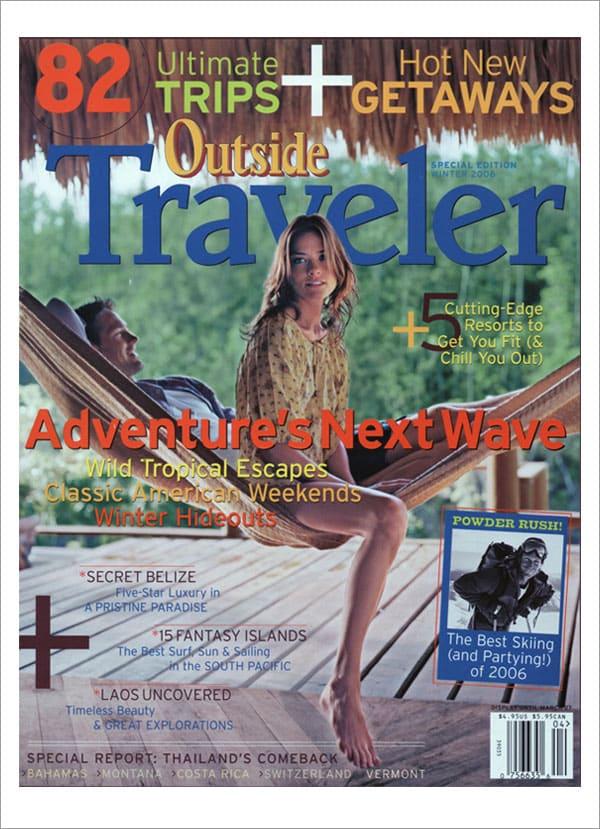 OUTSIDE TRAVELLER USA