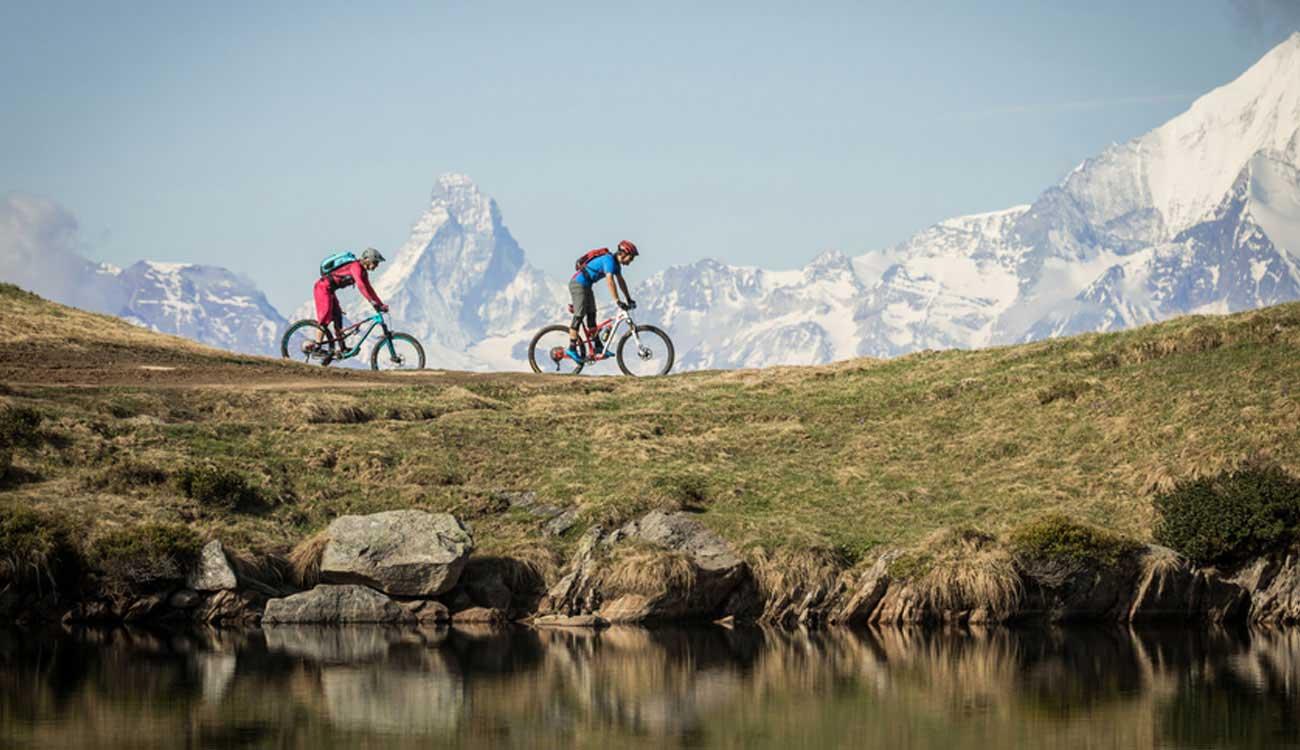 Guided-Mountain-Biking-In-The-Alps-Swiss-Ski-Safari